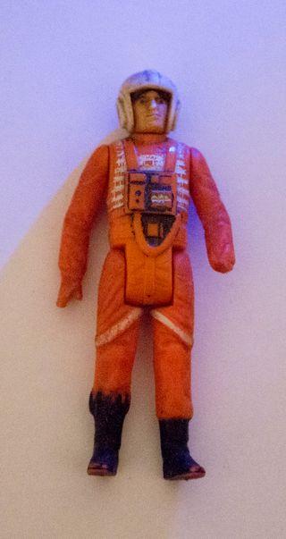 Luke Skywalker Piloto de X-Wing Star Wars