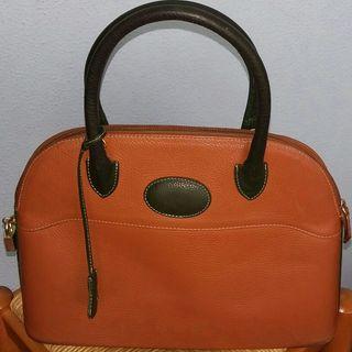 Bolso de mujer Peñalva vintage (hecho a mano).