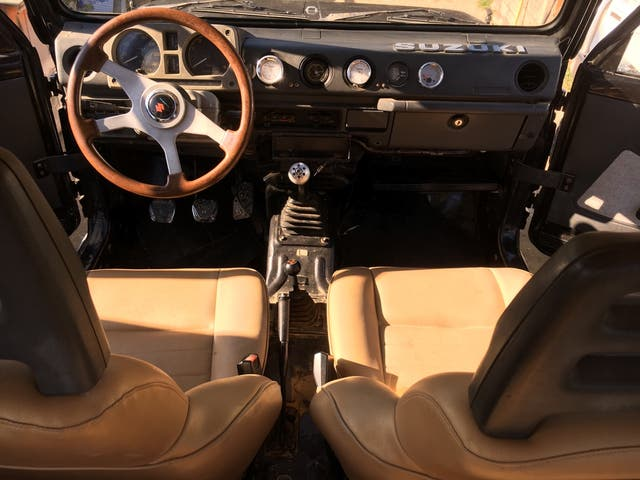 Suzuki SJ 413 1.300 cc del 87
