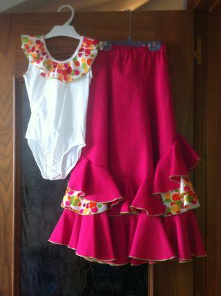 Conjunto Flamenco Niña