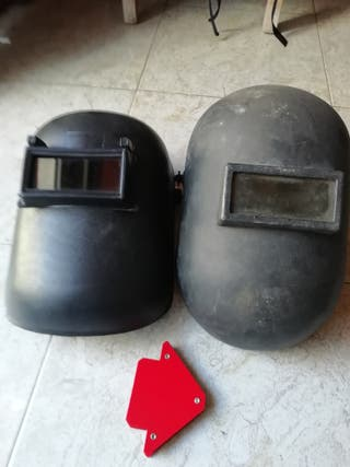 màscara de soldar