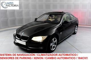 BMW SERIE 3 320D COUPE 184CV AUTOMÁTICO LUXE X-DRI
