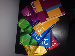 Bundle of Edexcel A level Revision Books