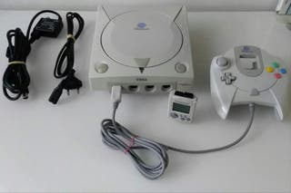 SEGA DREAMCAST EN BUEN ESTADO CONSOLA DREAM CAST