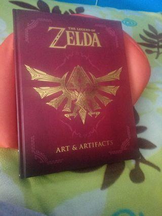 Zelda arte y artefactos