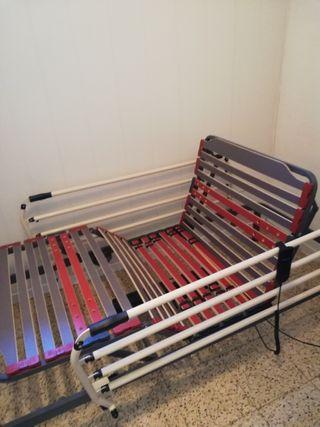 barras laterales para cama