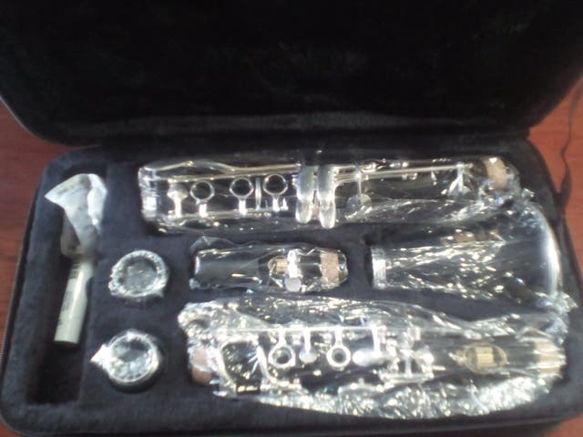 Clarinete SML Paris CL 400