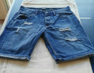 pantalon, chico pull/ bear.