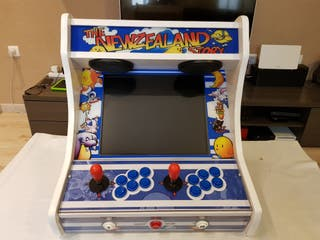 Máquina recreativa arcade bartop