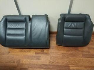 asientos traseros de piel volkswagen touareg