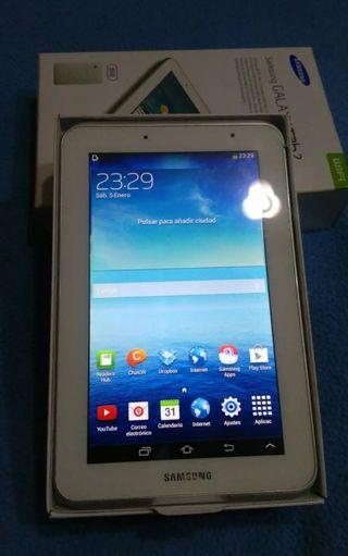 Tablet Samsung.