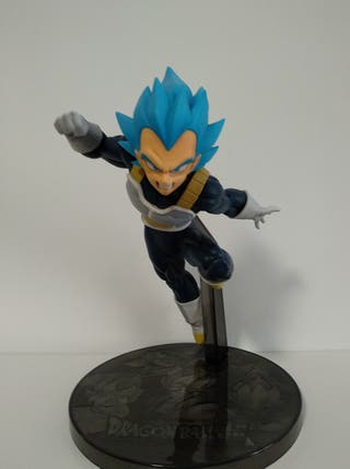 Vegeta Blue God SSGSS Ultimate Soldiers
