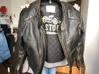Vendo chaqueta helstons rusty