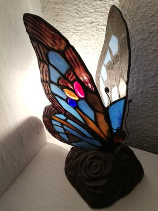 lámpara de tifany edición limitada