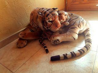 Peluche tigre gigante