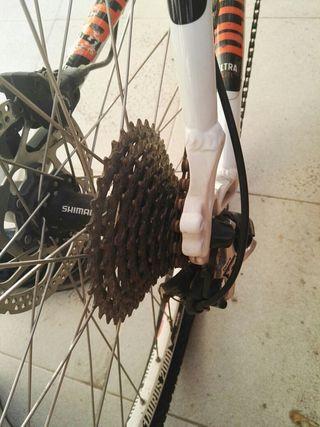bicicleta ktm ultra flite 2012
