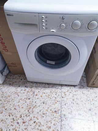 oferta lavadora beko de 6kg 90€ con garantía 6 mes