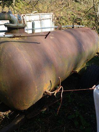 cisterna de 2500litros para agua