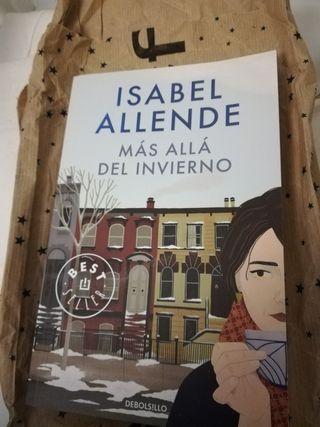 libro nuevo de Isabel Allende