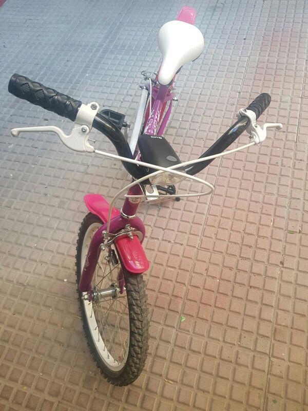 bicicleta infantil 20 pulgadas