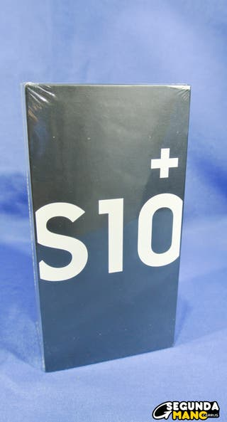SAMSUNG GALAXY S10+, NUEVO PRECINTADO.