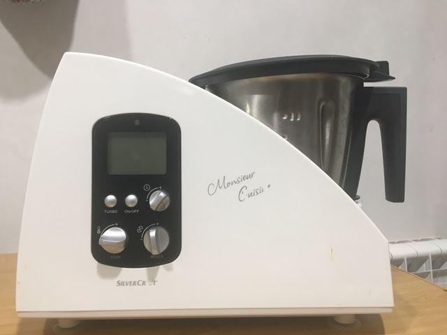 Thermomix del Lidel monsieieur cuisin