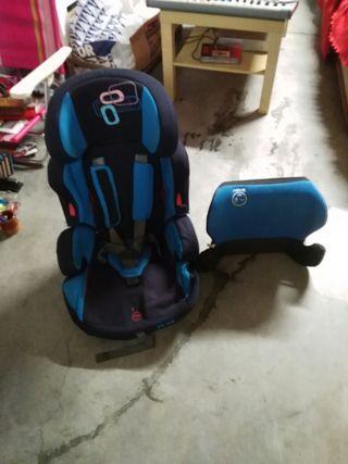 Juego sillas para coche niños
