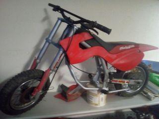 Malaguti gryzzli moto niño