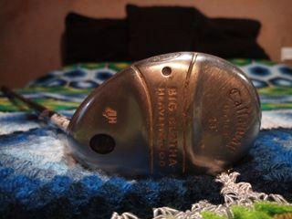 Palo de golf hibrido Callaway big bertha 23 grados