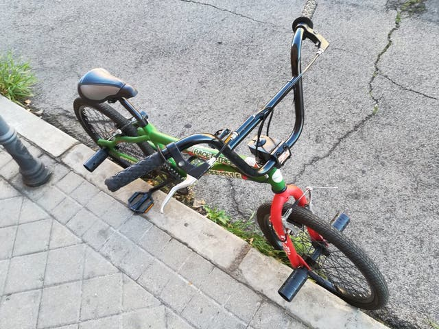 BICICLETA BMX INFANTIL