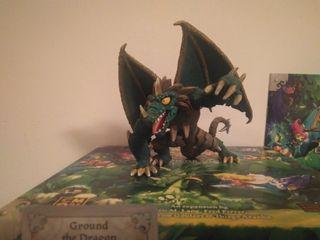 """Dragón Veneno """"Arcadia Quest"""""""