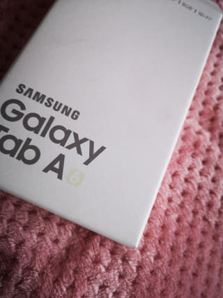 Tablet Galaxy A 6