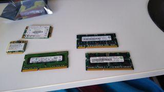 RAM DDR3 Portátil SODIMM