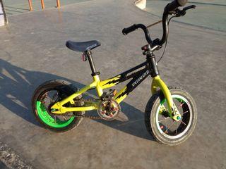 Única: Bicicleta niño capricho