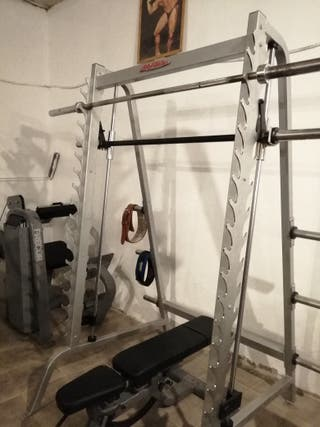 multipower life fitness