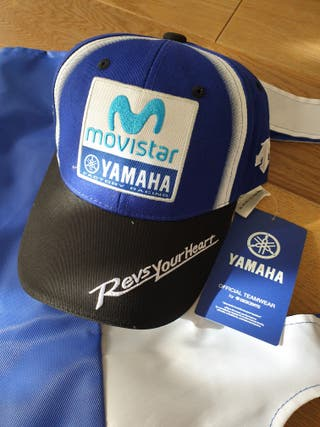 Gorra Yamaha Movistar