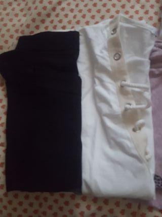 6 camisetas cortas