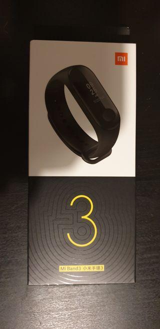 Smartwatch Xiaomi Mi band 3 PRECINTADO