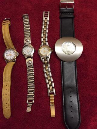 Relojes de señora