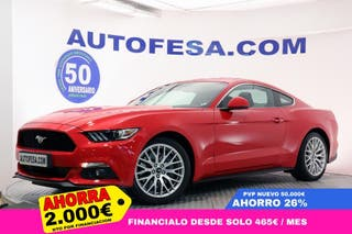 Ford Mustang Fastback 2.3 EcoBoost 314cv Auto 2p