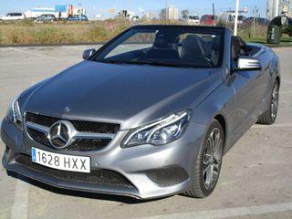 Mercedes Clase E Cabrio 350 AVANTGARDE 306CV FULL EQUIPO DITRONIK LED