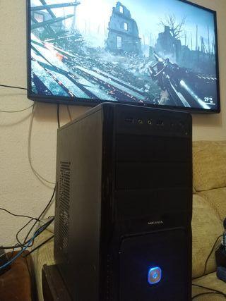 Pc Gaming, I5, 8GB RAM, GTX 1030, SSD 120GB