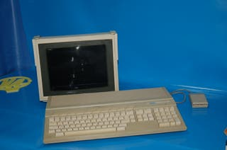 PC vintage Consola ATARI 520 STFM ST