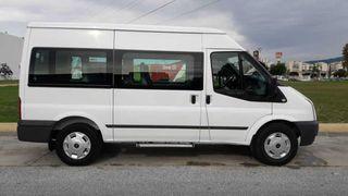 Ford Transit Minibus y Kombi 330 M 9 plazas climatizada, ADAPTADA A MINUSVALIDOS
