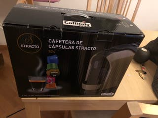 Cafetera italiana cápsulas nueva