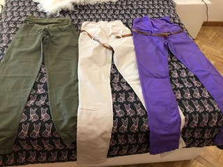 Pantalones primavera-verano embarazada