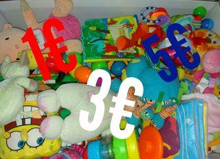 juguetes bebe 0-3 años