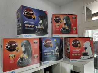 Cafetera Philips Senseo NUEVA exhibida en tienda