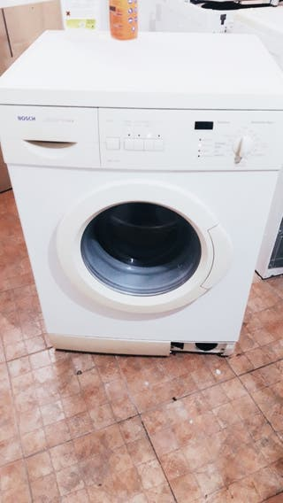 lavadora bosch 7 kilos