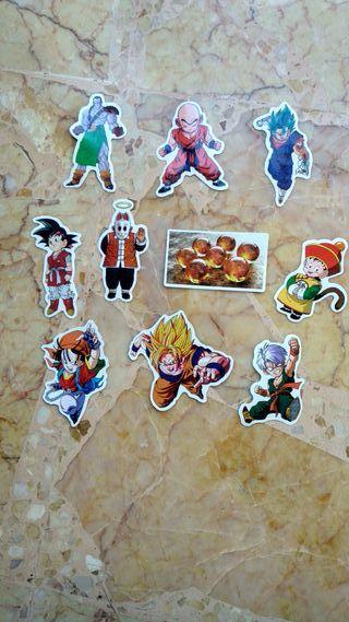 Pegatinas Dragon Ball